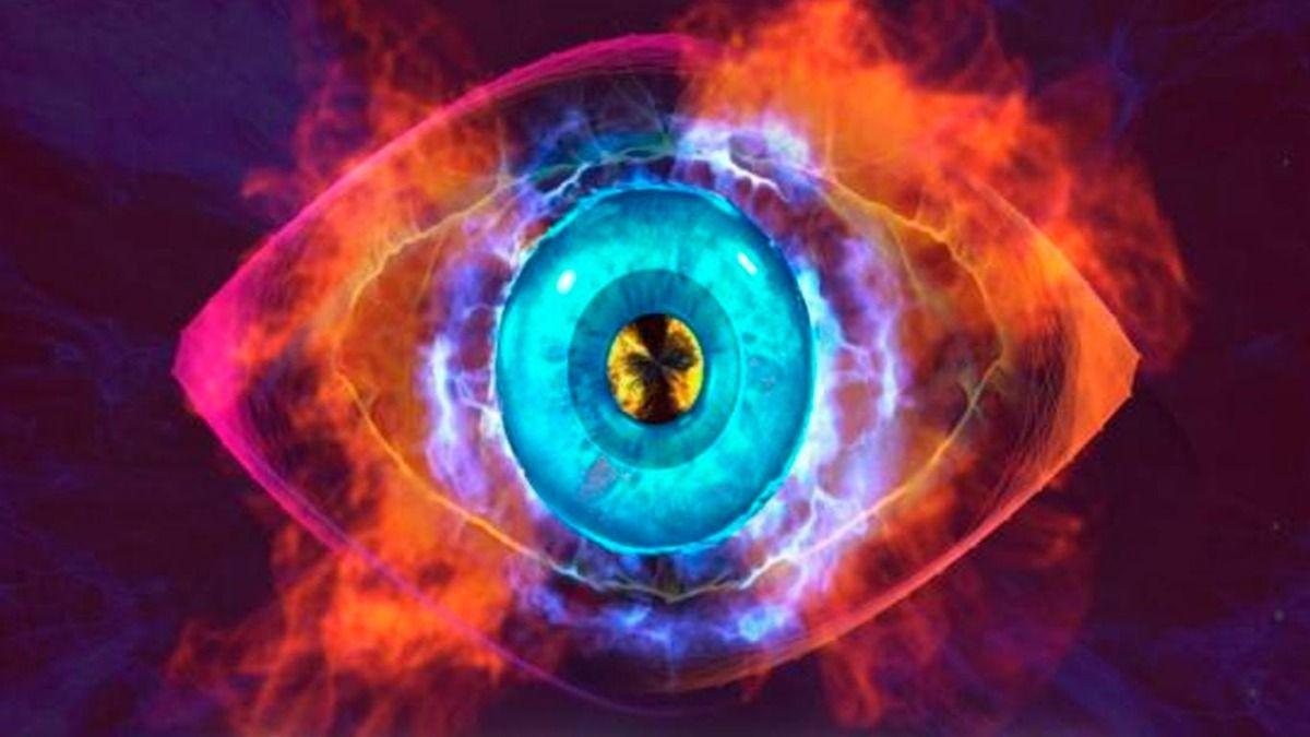 El emblematico ojo de Gran Hermano