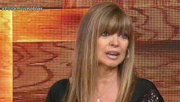 Adriana Salgueiro contó que Sergio Velasco la amenazó con desfigurarle la cara