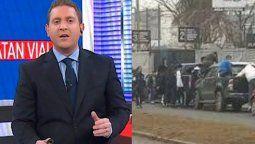 Joanatan Viale está enojadísimo por el video del entierro del ladrón