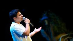 Francisco Benítez, ganador de La Voz Argentina