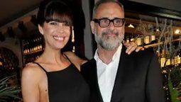 Jorge Rial le reclamó a su esposa mientras salía en vivo en Intrusos