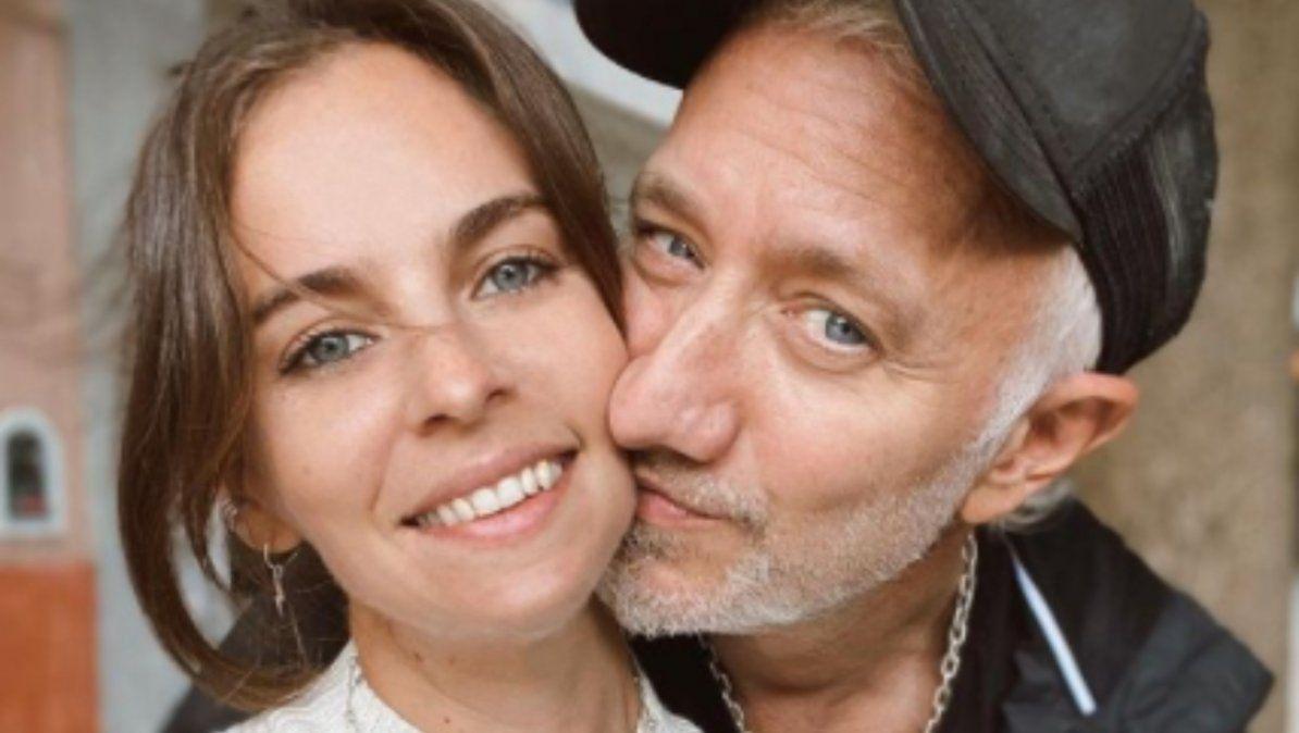 Andy Kusnetzoff y Florencia Suárez serán padres por segunda vez