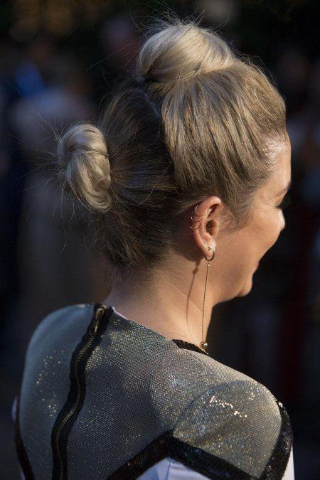 Blanca Suárez revoluciona la moda con sus peinados