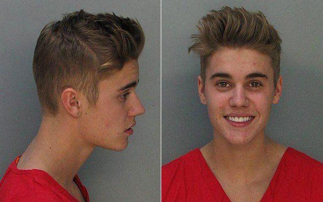 ¡Reflexiona! Justin Bieber recuerda cuando fue detenido