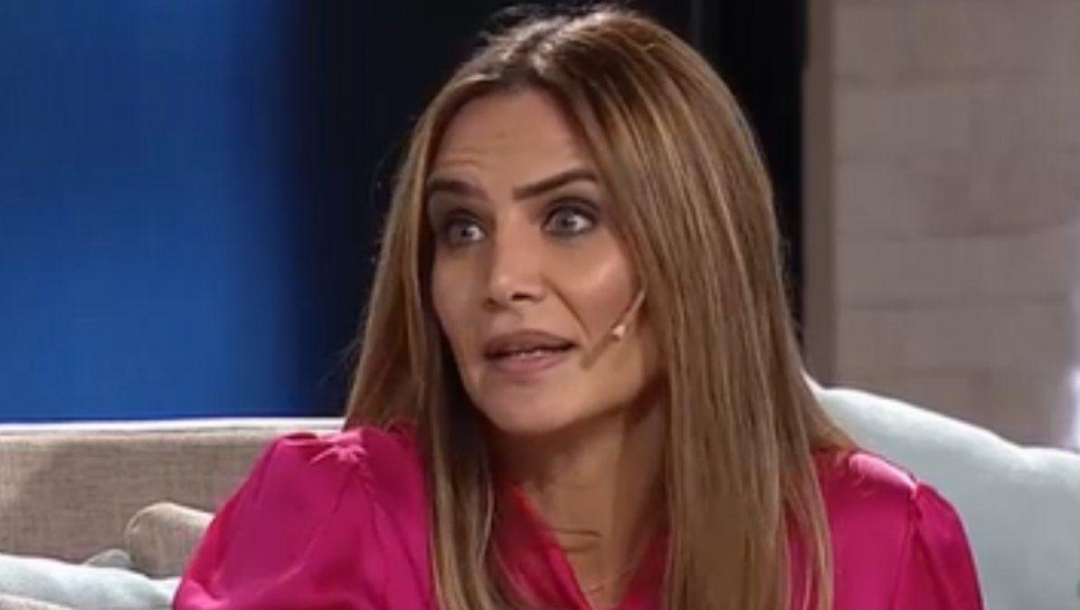 Amalia Granata reveló cómo reaccionó su marido al verla llorar por La Voz Argentina