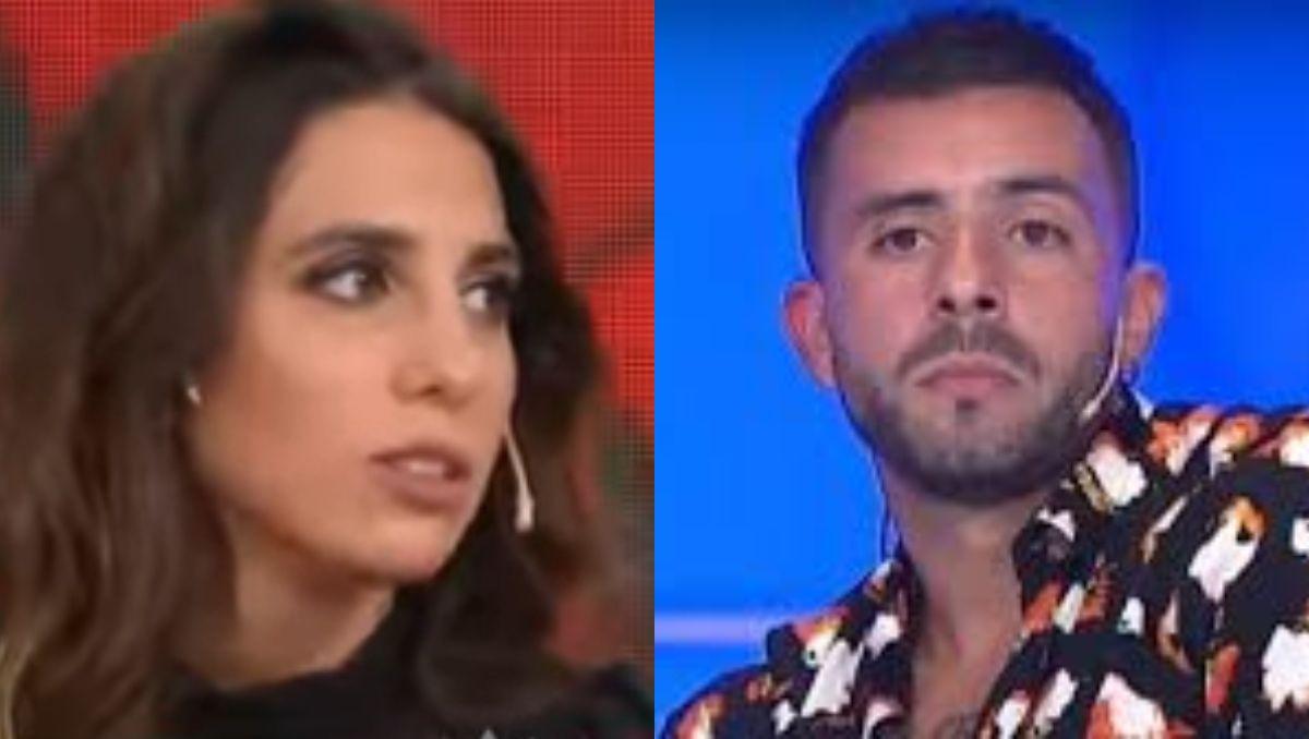 La reacción de Cinthia Fernández por la separación de Defederico