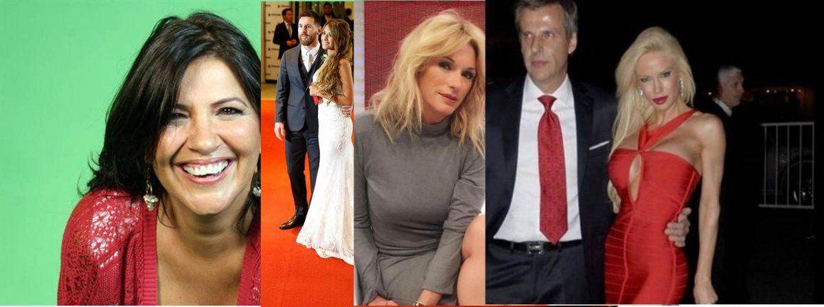 Es lunes y La Negra Vernaci lo sabe: feroz con el casamiento de Messi, Yanina-Latorre y Luli separada de Redrado