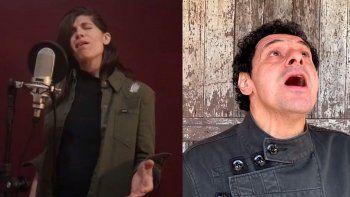 Gustavo Cerati fue homenajeado por Ricardo Mollo