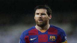 ¡Fúrico! Messi habría estallado porque se ventilaron sus declaraciones