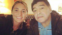 Rocío Oliva no se dio cuenta que le robaron la cartera