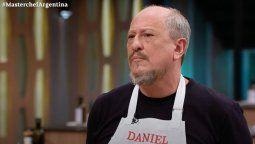 Un participante de Masterchef Celebrity amenazó con pedir la descalificación de Daniel Aráoz