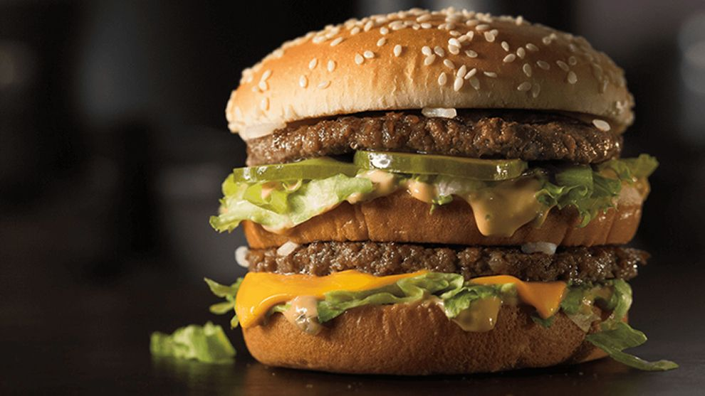 Receta del Big Mac: la hamburguesa más rica