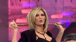 Viviana Canosa se enganchó con un panelista por Diego Maradona