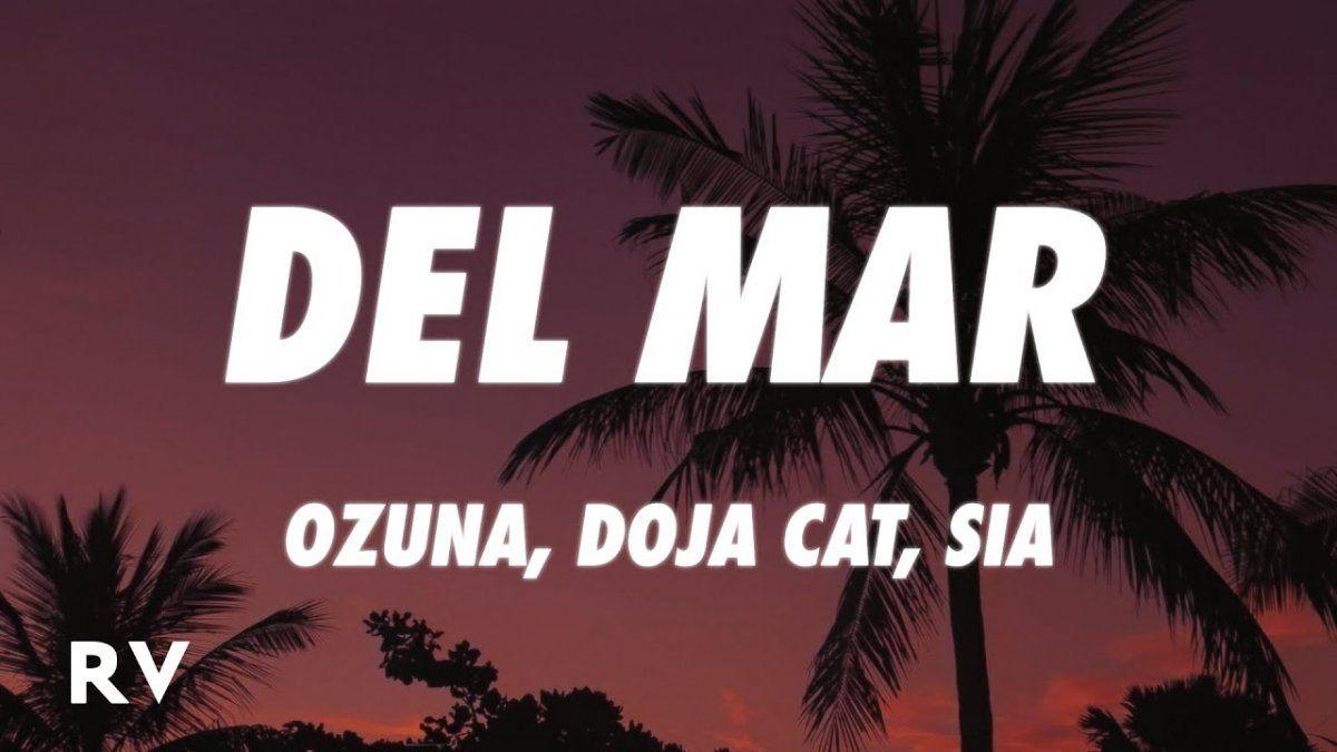 ¡De estreno! Ozuna lanza el videoclip de Del Mar