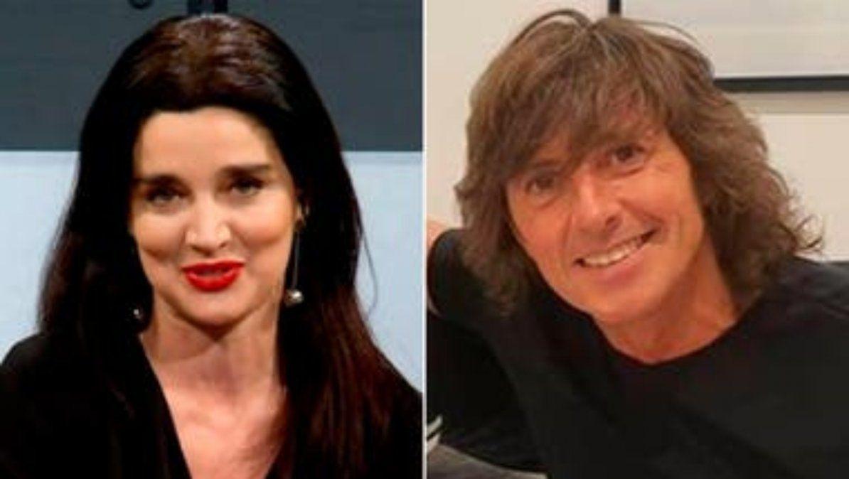 Gustavo Bermúdez blanqueó su relación con Verónica Varano
