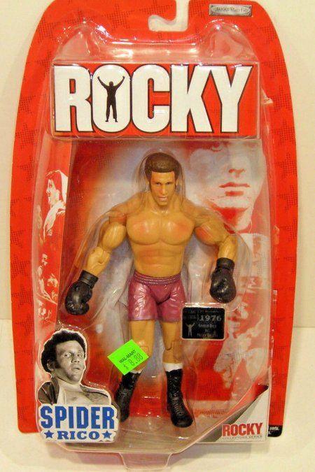 El primer rival de Rocky era Argentino