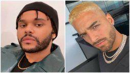 ¡Inesperado! Maluma tendrá una colaboración con The Weeknd