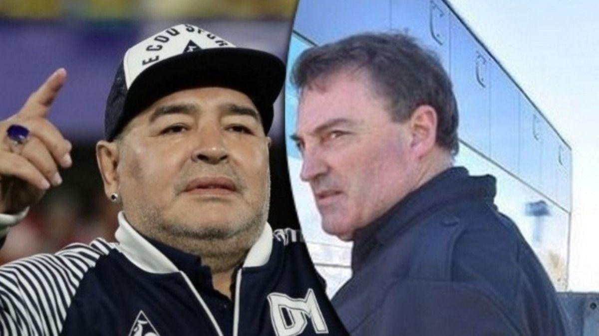 Mario Baudry no duda que Diego Maradona fue asesinado