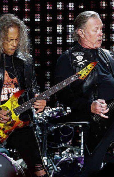 ¿Cómo será el nuevo disco de Metallica