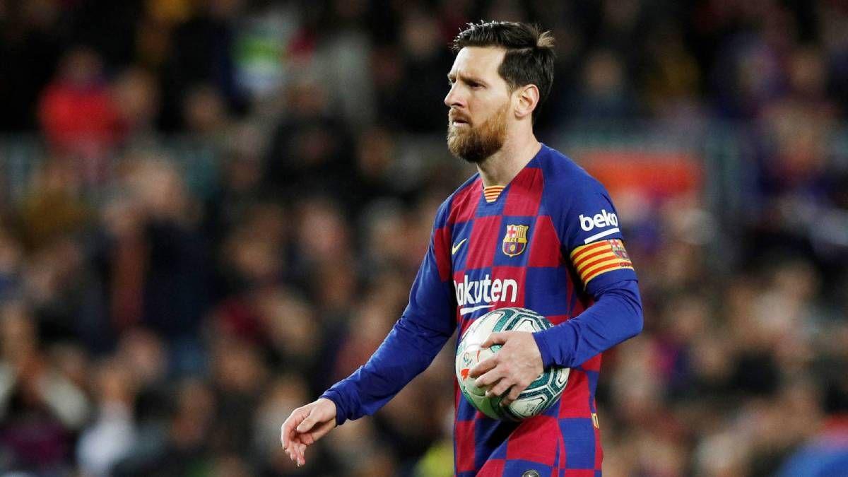 ¡Hay esperanza! Lionel Messi podría renovar con el Barcelona