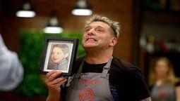 El Turco García tuvo uno de los mejores platos de Masterchef Celebrity