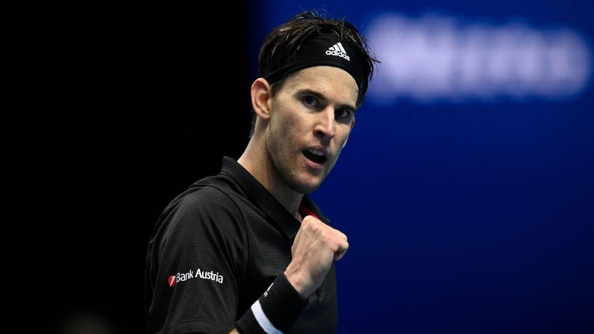 Dominic Thiem manifiesta su apoyo a Rafa Nadal y a la ATP