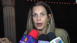 Niurka Marcos se cayó en plena entrevista y se lastimó la retaguardia