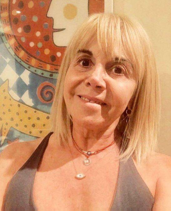 Claudia Villafañe publicó la primera foto junto a sus dos nietos, Benjamín y Roma: mirala acá