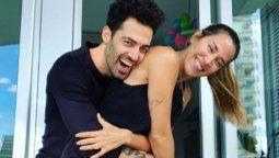 La cantante y actriz Jimena Barón se reconcilió con Mauro Caiazza. Algo que al parecer le dolió a Daniel Osvaldo