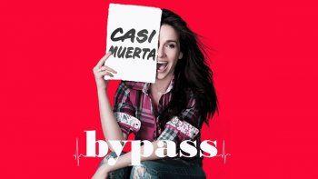 La actriz Natalia Oreiro será María y Juan Minujín Xavi en la pelicula Bypass