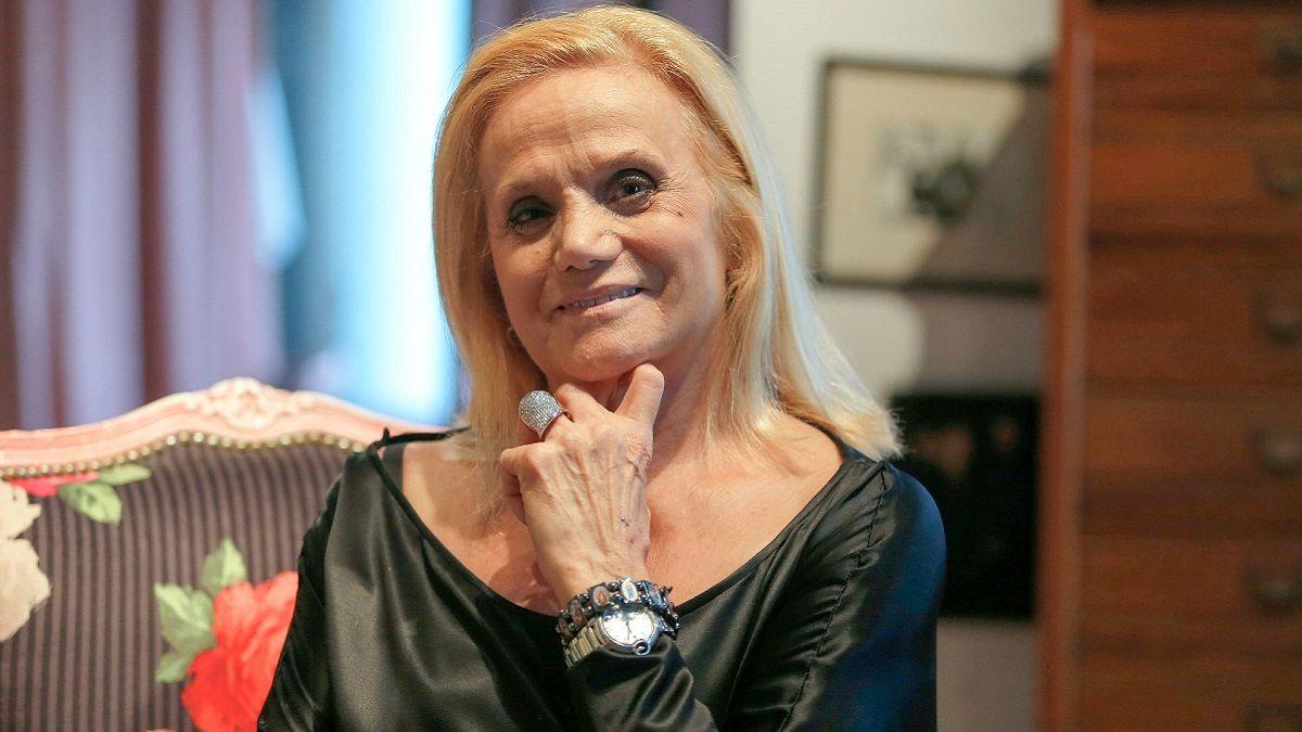 Elsa Serrano es diseñadora de modas argentina