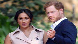 ¡No rotundo! Meghan Markle y el príncipe Harry no estarán en The Crown