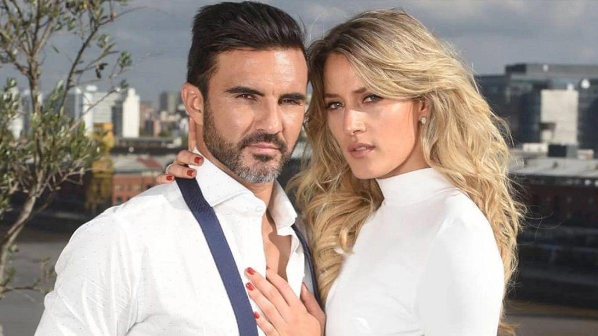 Mica Viciconte reveló la exigencia que le hizo a Fabian Cubero para que la acompañara al Cantando 2020