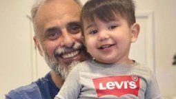 El hijo de More Rial terminó en el hospital por un accidente doméstico
