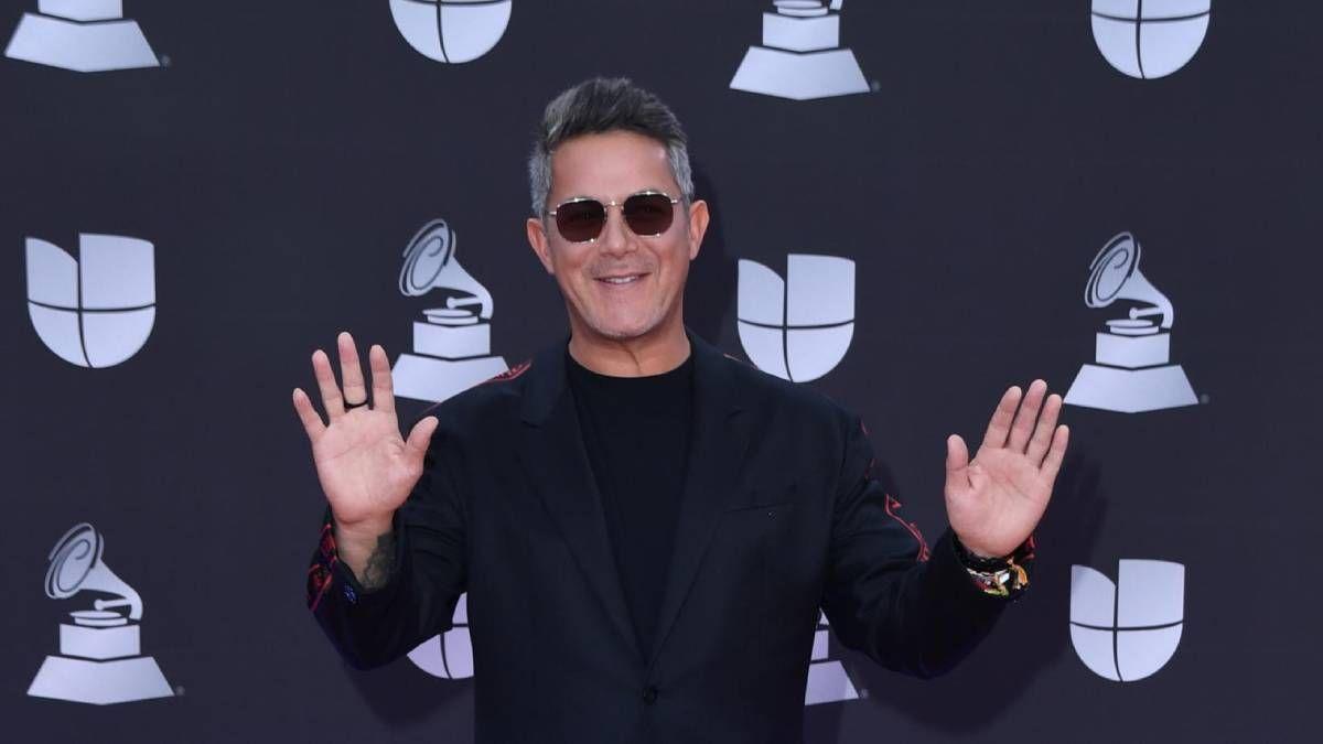 ¡Uno más! Alejandro Sanz se llevó otro Latin Grammy