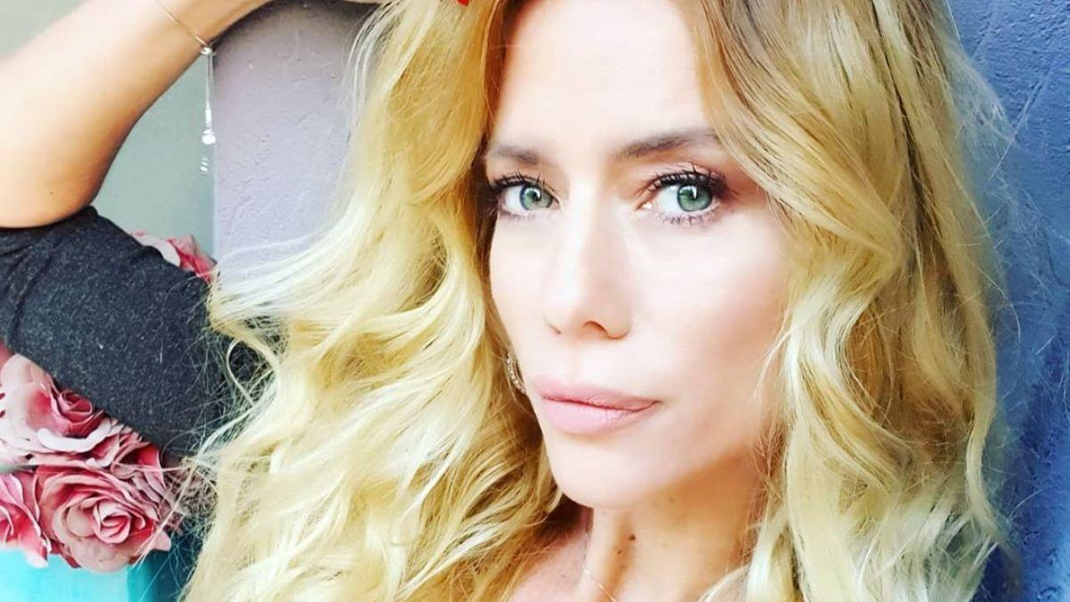 Nicole Neumann se negó a hablar de Fabián Cubero