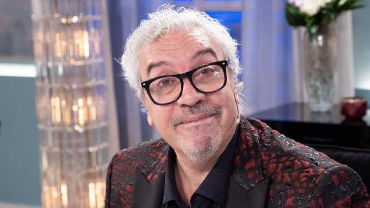 Fernando Iglesias criticó a Nacho Viale por invitar a Coco Sily al Almorzando