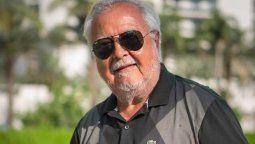 El presentadorQuique Dapiaggi murió de cáncer en la ciudad de Miami