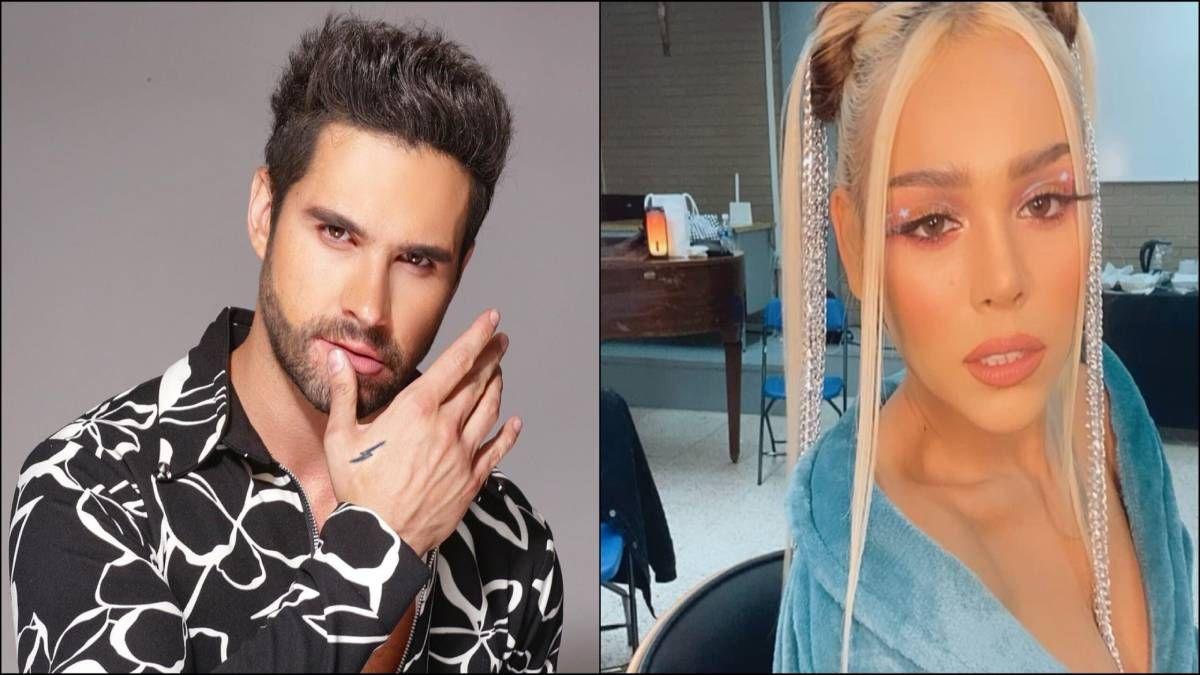 ¡Más polémica! Danna Paola y su oscura relación con Eleazar Gómez
