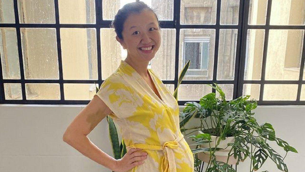 Karina Gao tiene el pulmón al 50%