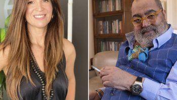 El conductor de PPT, Jorge Lanata, volvió a apostar al amor y se supo en las últimas horas el nombre de su nueva pareja.