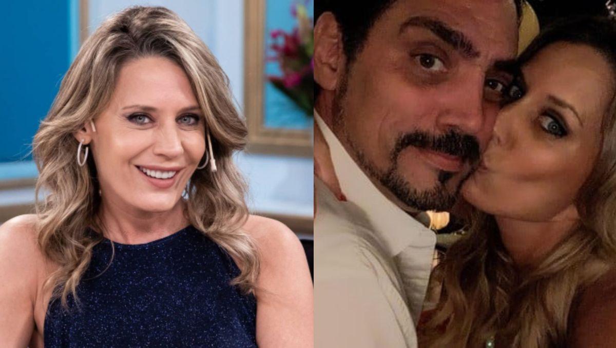 Rocío Marengo recordó el comienzo de su relación con Eduardo Fort