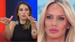 Luciana Salazar le envió una carta documento a Cinthia Fernández: Tiemblo