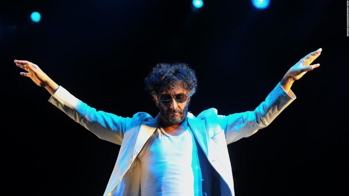 Fito Páez presentó La conquista del espacio con un gran show desde el Movistar Arena