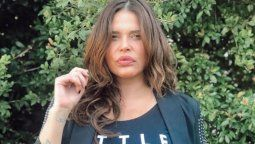 Nazarena Vélez enojada en Instagram