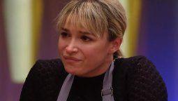 La actriz Sofía Pachano quedó fuera de Masterchef por un flan de dulce de leche