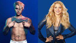 ¡No es para tanto! Shakira enciende las redes por decir que es fan de Justin Bieber