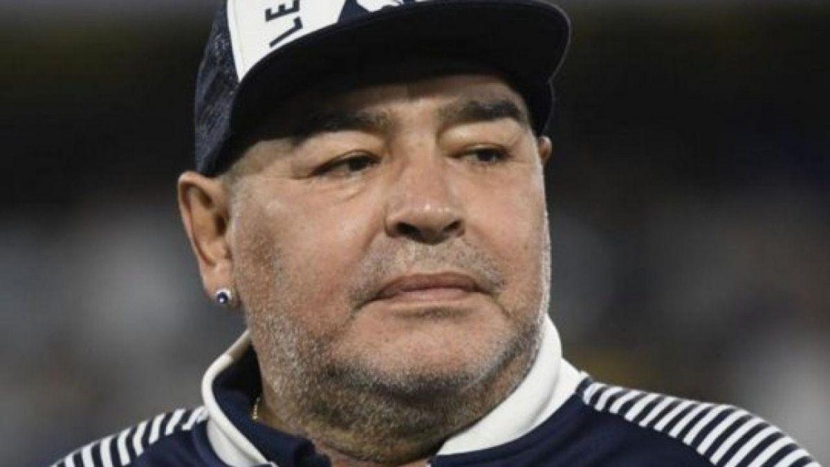 Diego Maradona y un nuevo audio escalofriante.