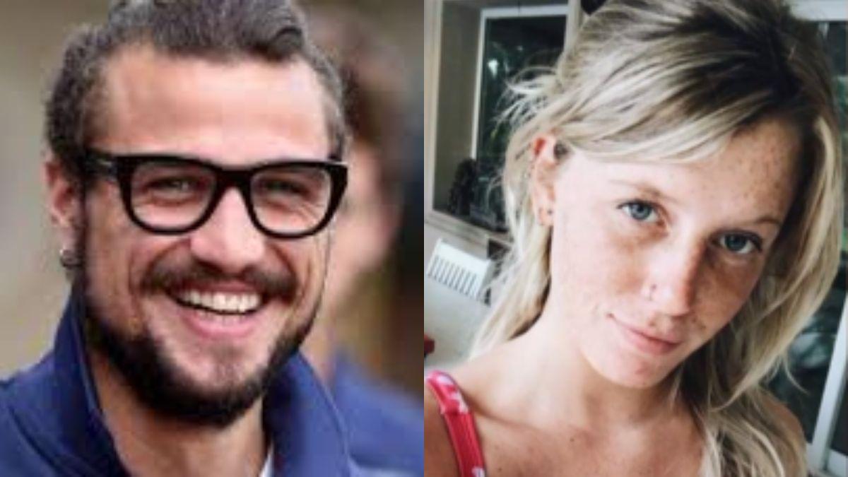La ex de Daniel Osvaldo habló sobre la tormentosa relación