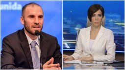 ¿Piensa vender sus dólares?: La incómoda pregunta de Cristina Pérez a Martín Guzmán